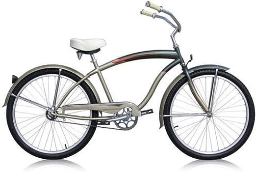 MICARGI Foose Grand Master de la Mujer Bicicleta Cruiser: Amazon ...
