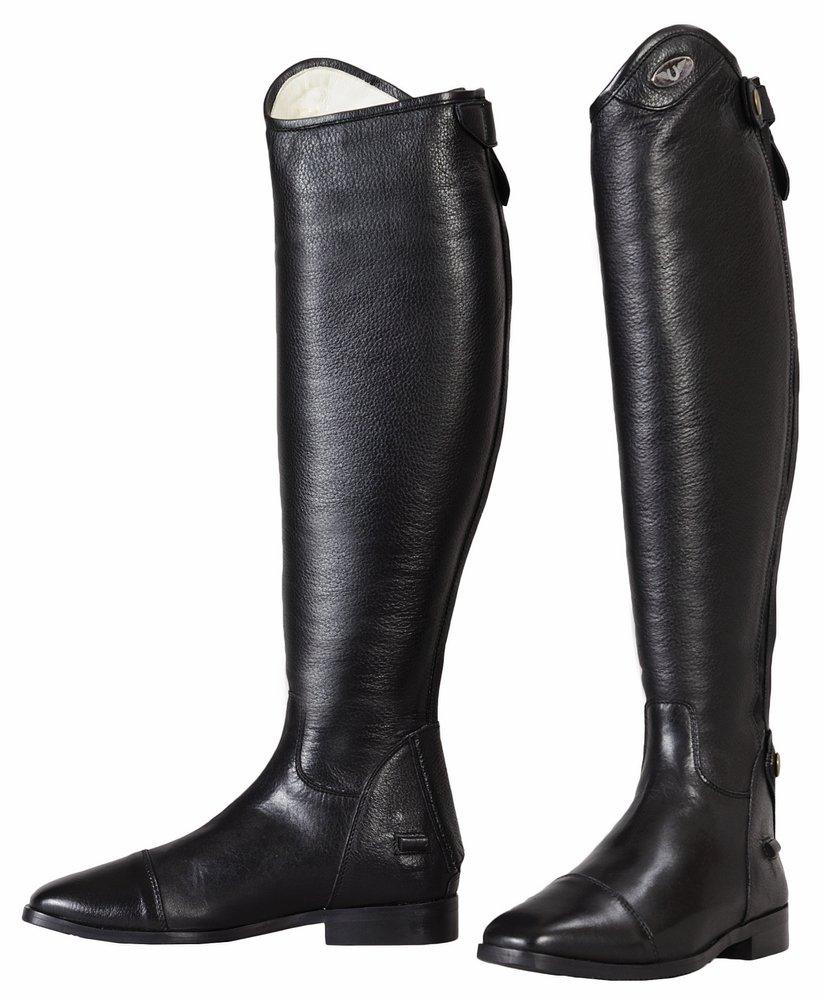 4b3e4e0b7e6 Amazon.com : TuffRider Ladies Wellesley X-Tall Dress Boots : Sports ...