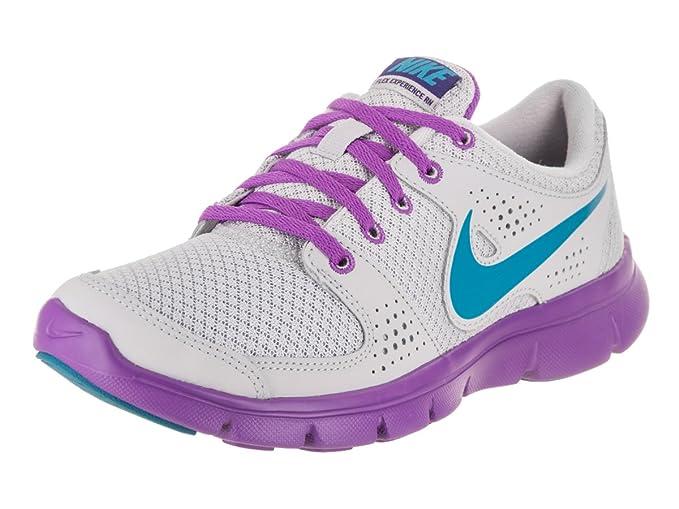 Chaussures Course Nike Rn Running Femme De Flex Wmns Gris Experience XOPTkZwiu
