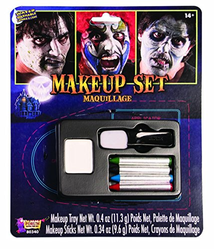 Forum Novelties Horror Makeup Kit for Halloween -