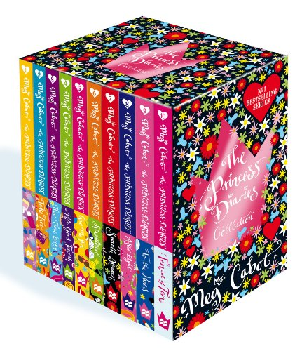 Books princess pdf diaries