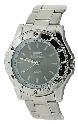 Slazenger SLZ168/C - Reloj de caballero de cuarzo, correa de otro material: Amazon.es: Relojes