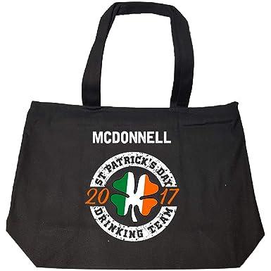 Amazon.com: Mcdonnell St Patricks Day 2017 Drinking Team ...