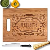 Froolu Magical Pattern Made with Love large cutting board for Best Friends Housewarming Gifts