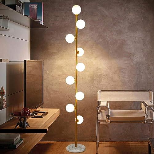 Hsyile Lighting KU300198 Cozy Elegant Modern Creative Floor Lamp
