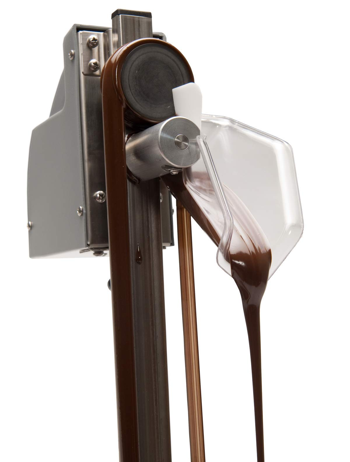 ChocoVision Skimmer Dispensing Attachment for Revolation 3Z Chocolate Tempering Machine