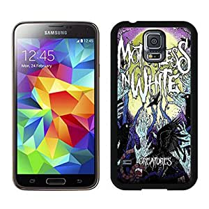 Motionless In White Black For Samsung Galaxy S5 Case Genuine and Cool Design
