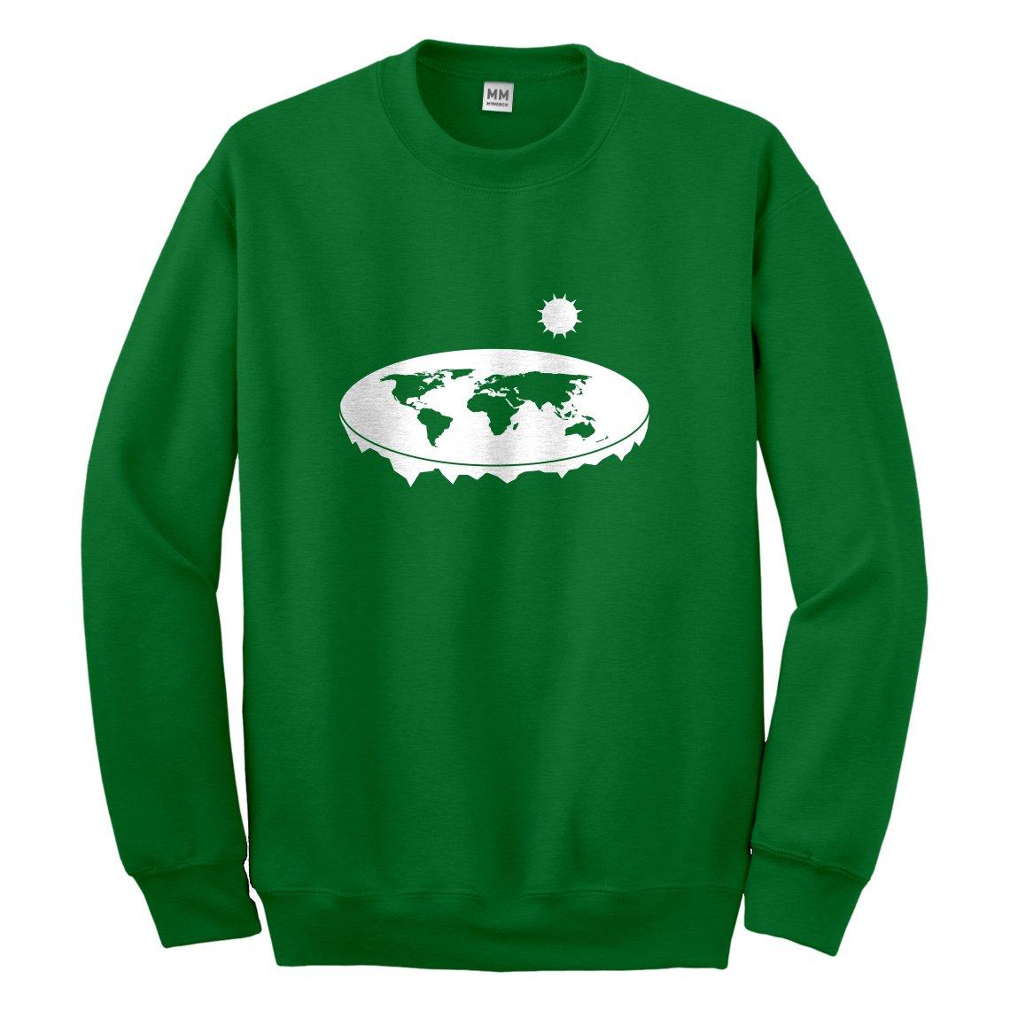 Indica Plateau Flat Earth Sweatshirt 3047-C