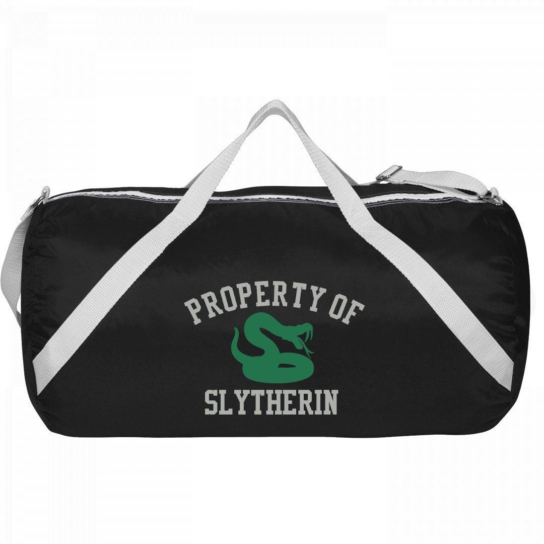 Property of Slytherin: Sport Roll Liberty Bag
