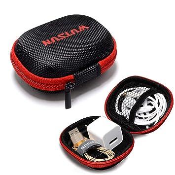 Funda para audífonos y Auriculares, protección portátil ...