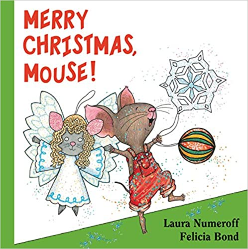 Merry Christmas, Mouse! Book Cover