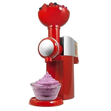Bricolaje fabricante de helado de máquina portátil de la máquina automática de fruta congelada Postre: Amazon.es: Hogar