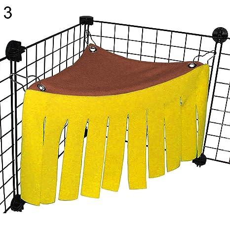 mAjglgE-Parrot Toy Tienda de campaña para Mascotas, pequeña, con ...