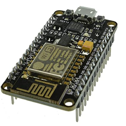 NodeMcu Lua WIFI ESP8266 Development Board Internet Things Module Based  CP2102 Communication Chip