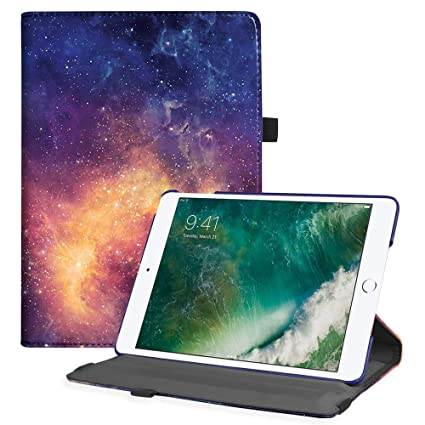 2a972e3d9519 ... iPad Air Case - Multiple Angles Stand Smart Protective Cover with Auto  Sleep Wake for iPad 9.7 inch (6th Gen