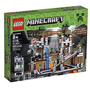 LEGO® Minecraft, The Mine - Item #21118