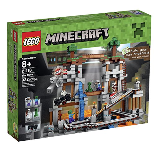 LEGO-Minecraft-21118-The-Mine-Discontinued-by-manufacturer
