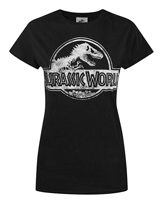 Mujeres esRopa CamisetaAmazon Accesorios Jurassic World Y q4L35jcRA