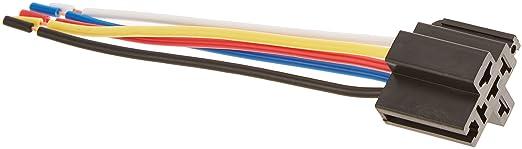 Amazoncom Absolute SRS Pin VDC Relay Socket Interlocking - 5 pin relay socket