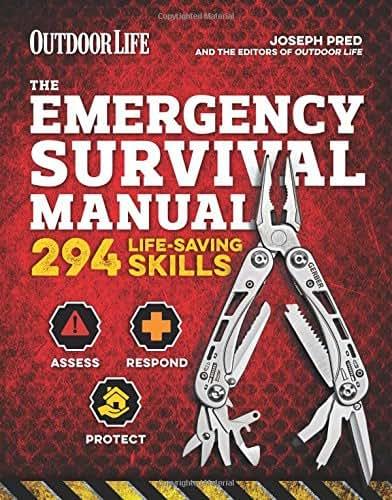 The Emergency Survival Manual (Outdoor Life): 294 Life-Saving Skills