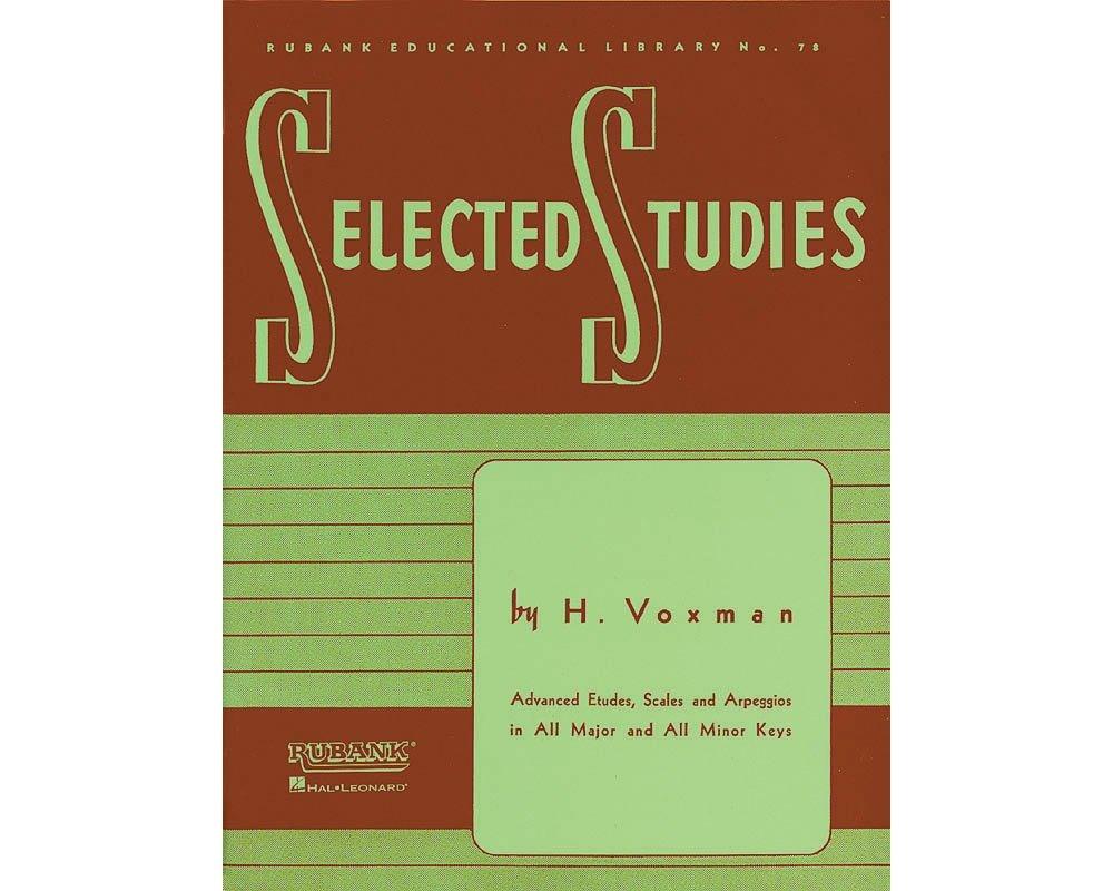 Hal Leonard Selected Studies - Oboe