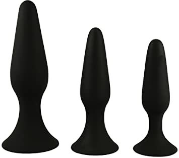 Anal butt plugs use of