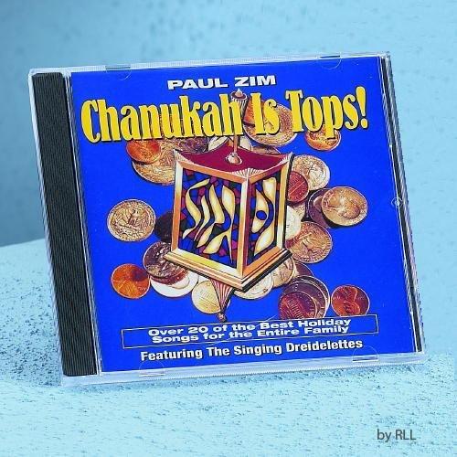Chanukah Is Tops! by Sameach Music
