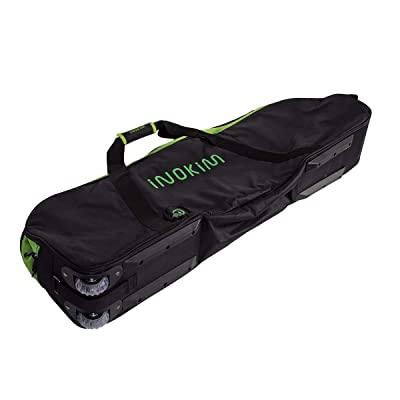 iNokim Carry Bag with Trolley Wheels for Foldable Electric Scooter : Sports & Outdoors