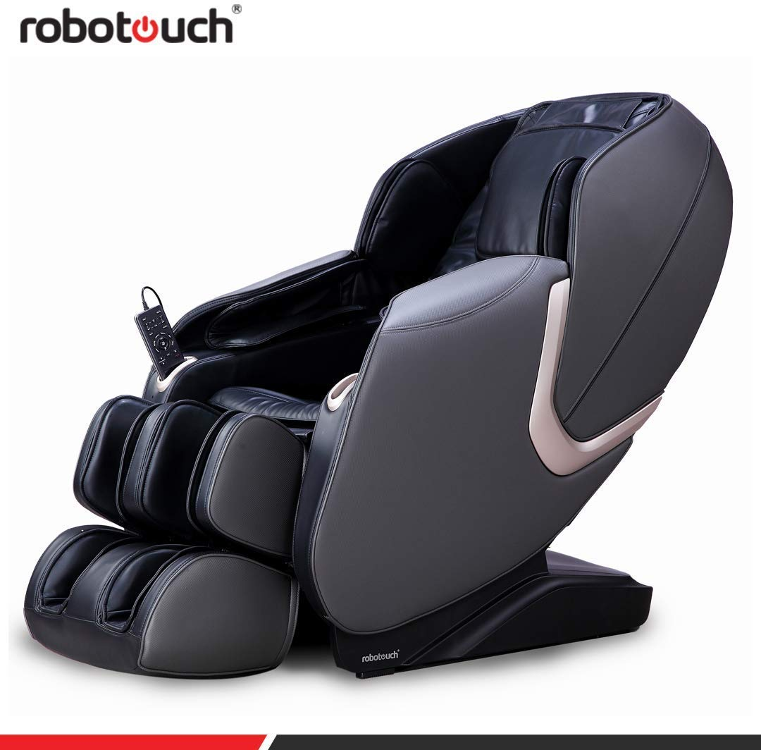 Robotouch Urban Full Body Pain Relief Massage Chair-Black