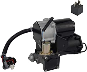 LR023964 Hitachi System Air Suspension Compressor Pump Fits for Land Rover LR3 LR4 Range Rover SPORT 2005-2013