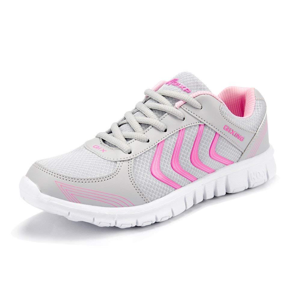Harence - Zapatillas de Running para Mujer, Ligeras, Transpirables ...