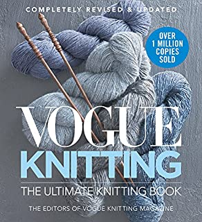 Book Cover: Vogue® Knitting The Ultimate Knitting Book: Completely Revised & Updated