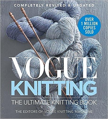 Vogue Knitting Book