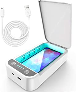UV Smart Phone Sanitizer,Portable Cell Phone Sterilizer