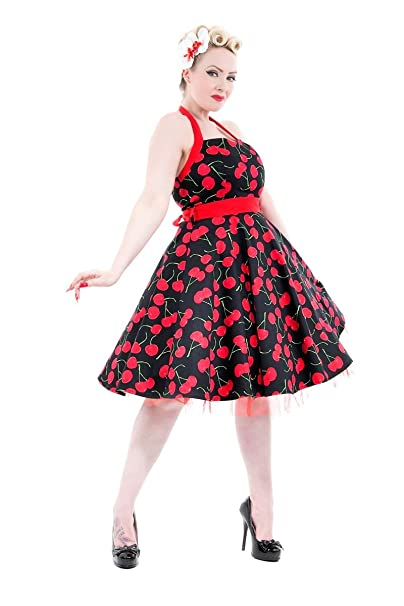 0386533ee8 Pretty Kitty Fashion - 50s negro grande