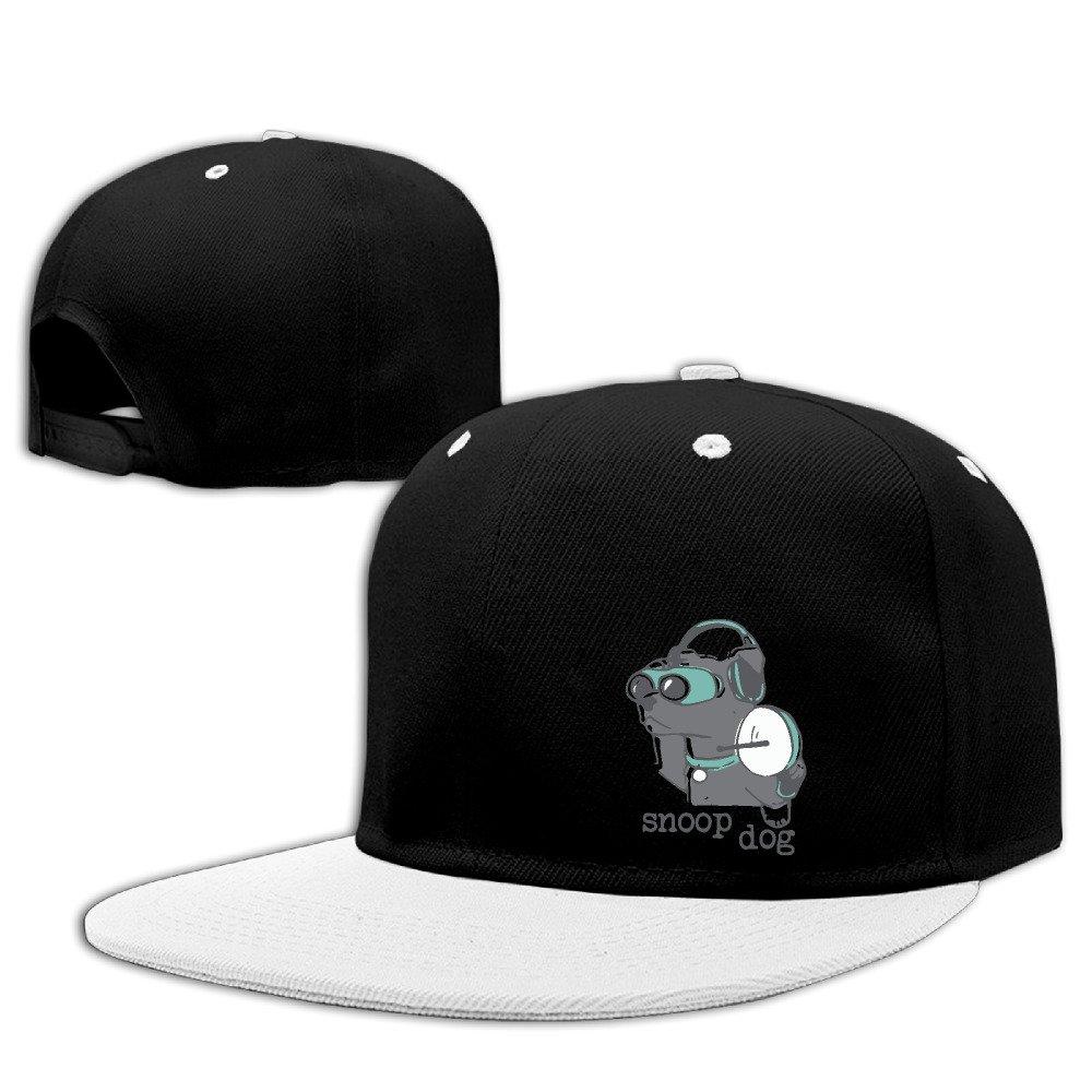 Funny Snoop Dog Snapback Baseball Rock Punk Caps