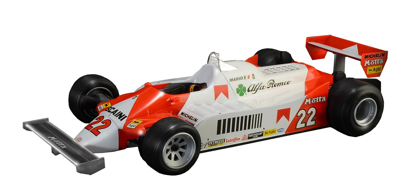 Italeri 4704 Alfa Romeo 179 179C Model kit auto scala 1:12 510004704