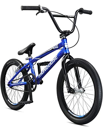 2ef178aa119 Mongoose Title Pro BMX Race Bike for Beginner to Intermediate Riders,  Featuring Lightweight Tectonic T1