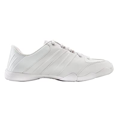 Nfinity Game Day Cheer Shoe (Pair), White, 14: Sports & Outdoors