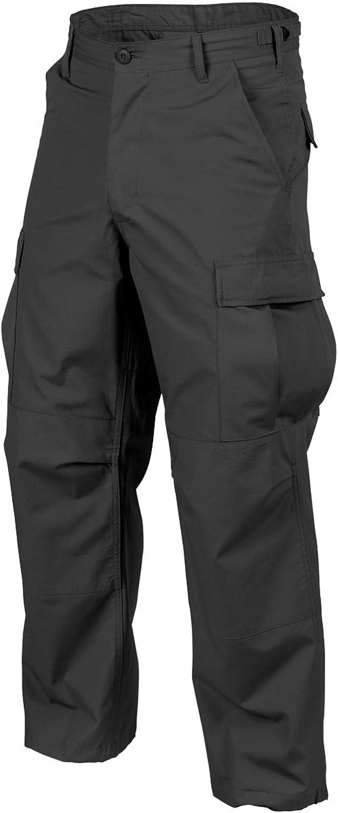 Helikon genuino BDU pantalones Cotton Ripstop Khaki tama/ño L