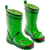 Kidorable Boy's Frog Rain