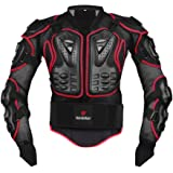 HEROBIKER Motorcycle Full Body Armor Jacket Spine Chest Protection Gear Motocross Motos Protector Motorcycle Jacket 2 Styles