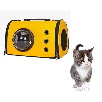 ACLBB Bolso del Animal doméstico de la Moda, Mochila Respirable portátil del Animal doméstico de