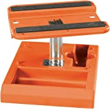 Duratrax Pit Tech Deluxe Work Stand for Radio Controlled Vehicle Models (Orange)
