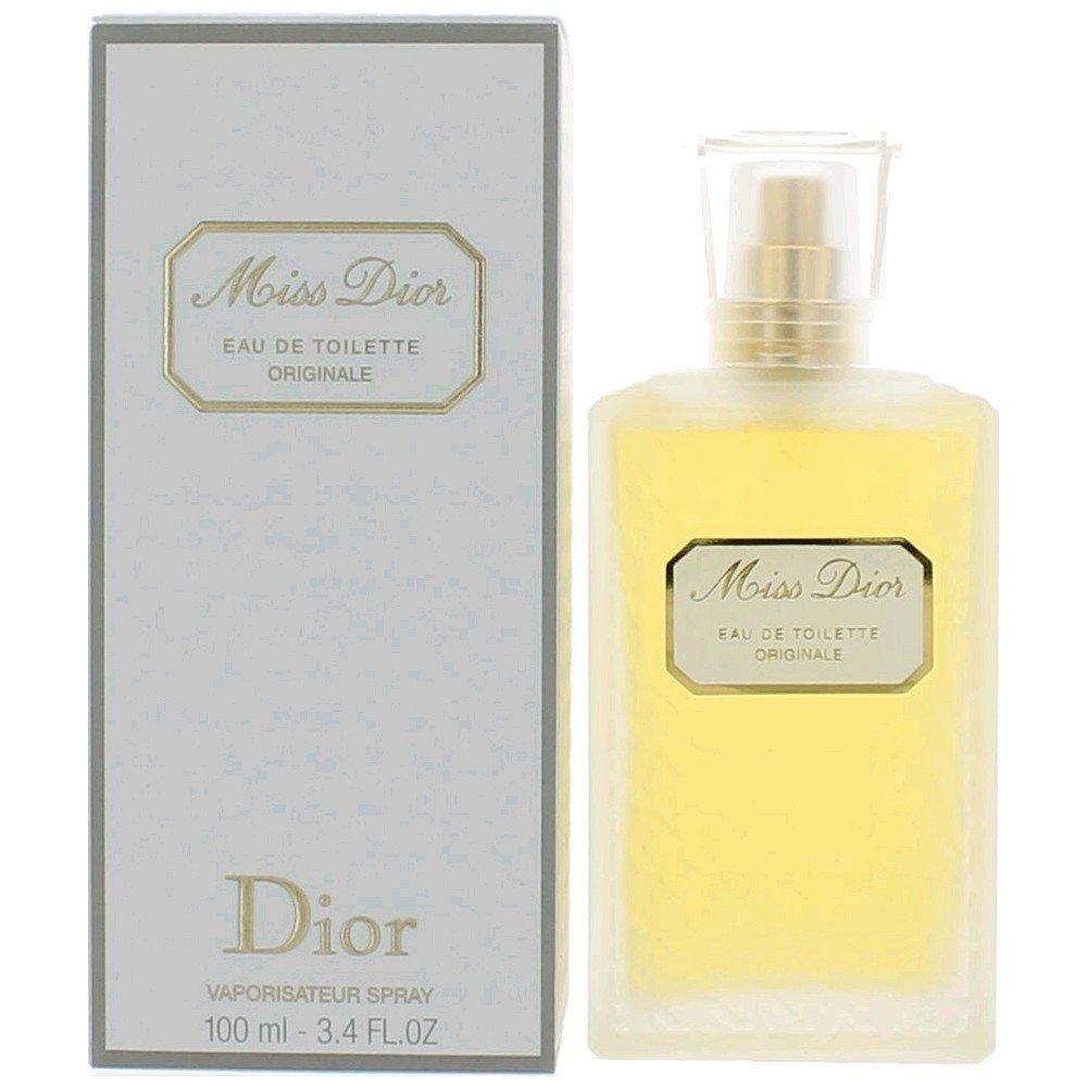 Christian Dior for Women EDT Spray, 3.4 Ounce 119677 17000-42312