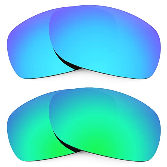 a5d8b318f5802 Revant Replacement Lenses for Oakley Sideways 2 Pair Combo Pack K006   Amazon.co.uk  Clothing