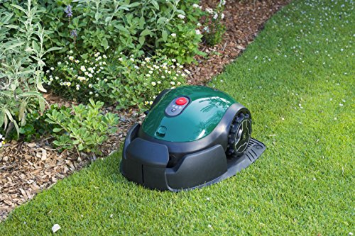 robotic electric lawn mower