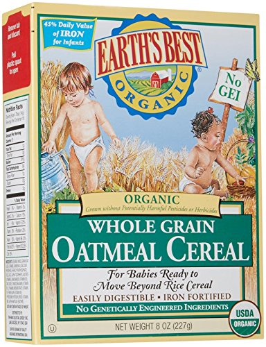 Earth's Best Baby Cereal -...