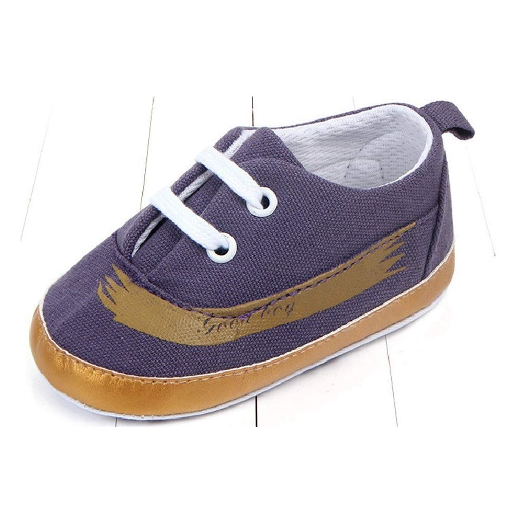 First Walkers Sneakers Baby Shoes Sport Shoes for Baby Girls Boys Canvas Shoes Anti-Slip Prewalker