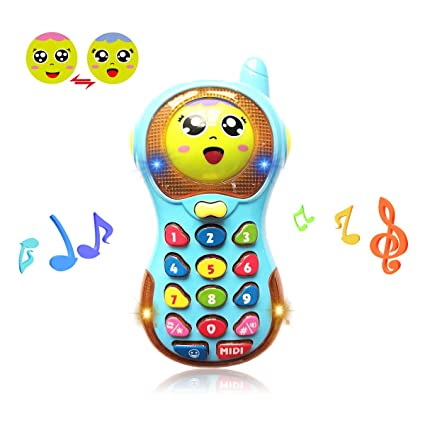 Toy Phone 12 Month Baby Toys For 1 2 Year Old Gift